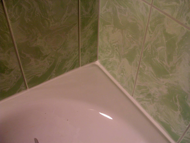 Как сделать плинтус в ванной