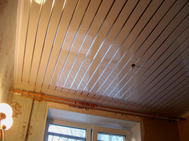 Стоимость панелей пвх на потолок своими руками